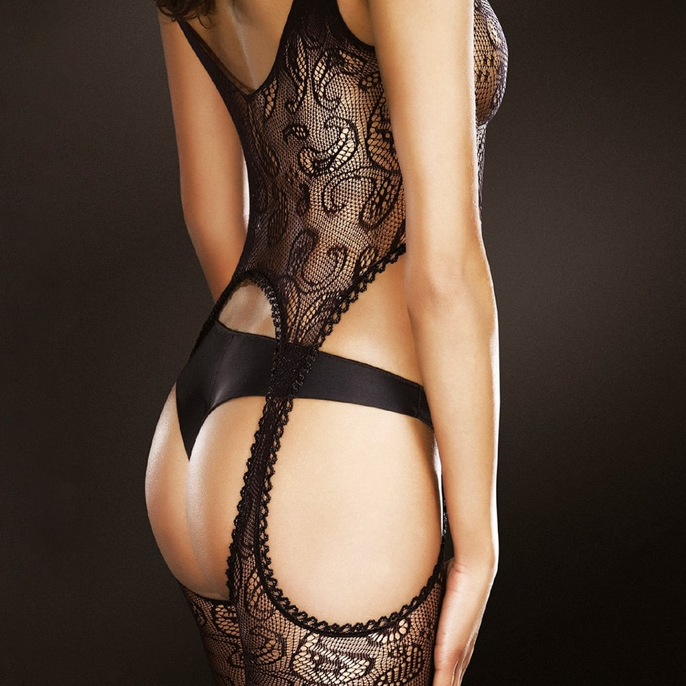 картинка Fiore Venus fishnet lace bodystocking от магазина Missstockings.ru